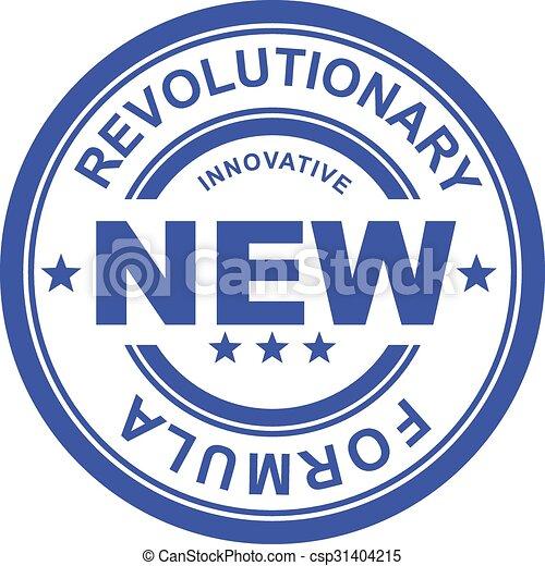 Revolutionary new formula  - csp31404215
