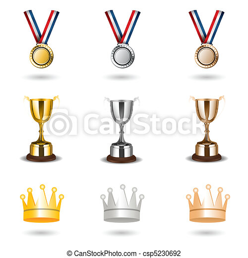 reward icons - csp5230692