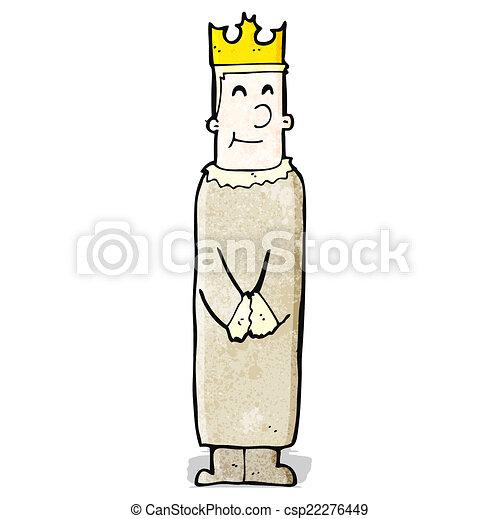 Rey de los dibujos - csp22276449