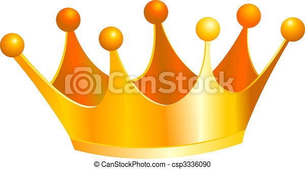 reyes, corona - csp3336090