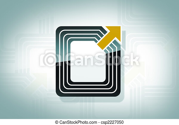 RFID Tag - csp2227050