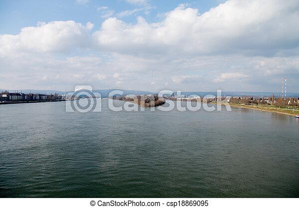 Rhine - csp18869095