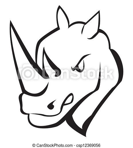 rhino - csp12369056