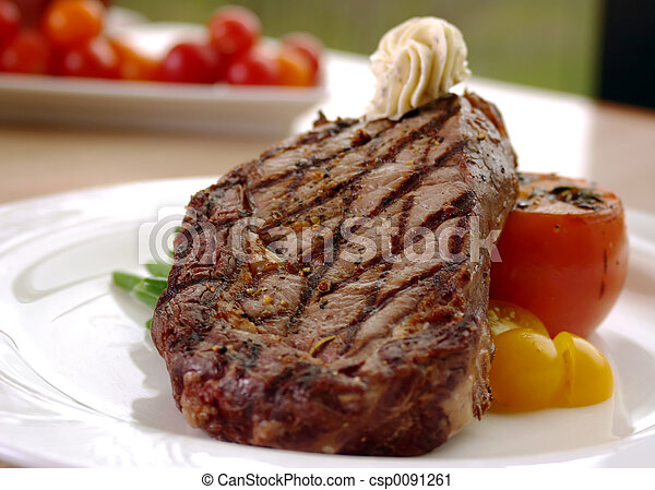 Rib Eye Steak - csp0091261