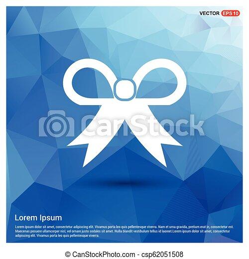 ribbon icon - csp62051508