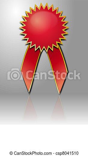 ribbon rosette - csp8041510