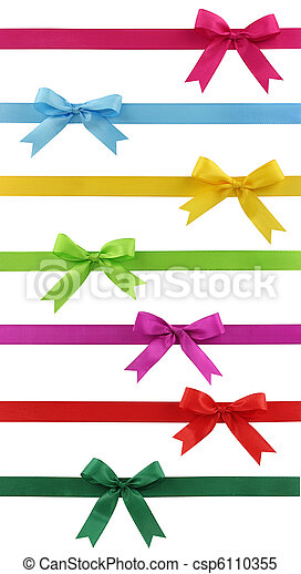 Ribbons collection - csp6110355