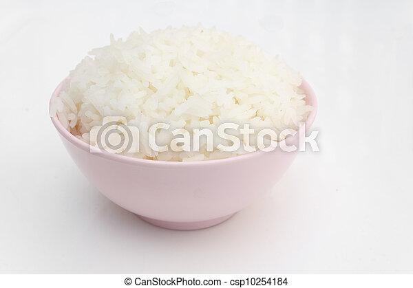 Rice - csp10254184