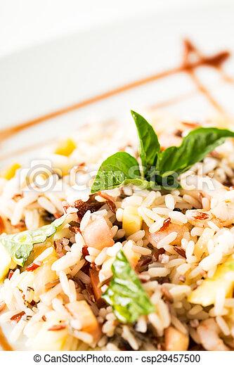 Rice salad - csp29457500