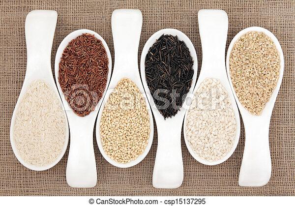 Rice - csp15137295