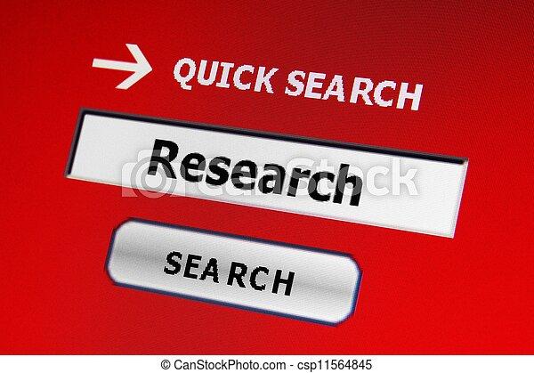 ricerca - csp11564845