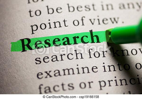 ricerca - csp19166158