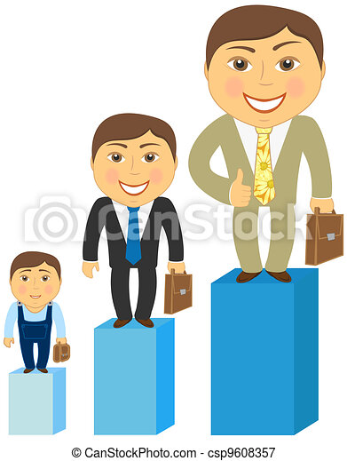 Stock illustrations of rich middle class and poor man cartoon stock illustration rich middle class and poor man sciox Images
