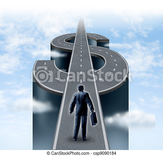 richesses, route - csp9090184