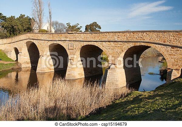 Richmond Historic Bridge - csp15194679