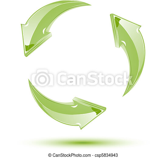riciclare - csp5834943