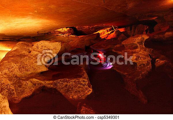 Rickwood Caverns - Alabama - csp5349301
