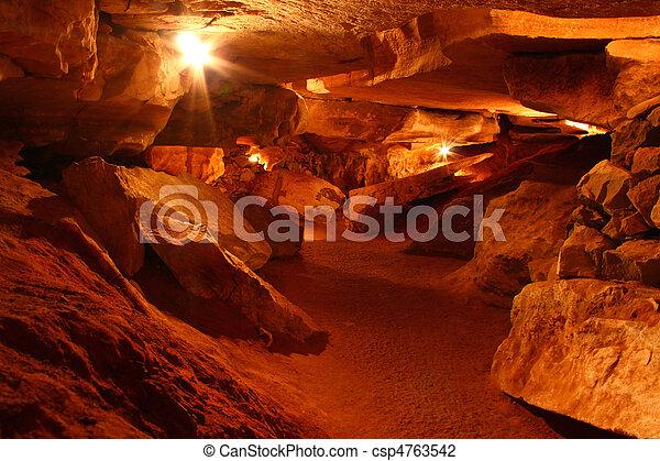 Rickwood Caverns - Alabama - csp4763542