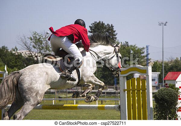 Rider - csp27522711
