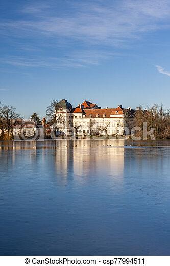 Riegersburg castle in Northern Austria - csp77994511
