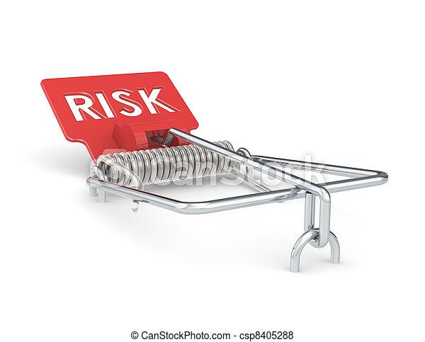 Control de riesgos. - csp8405288