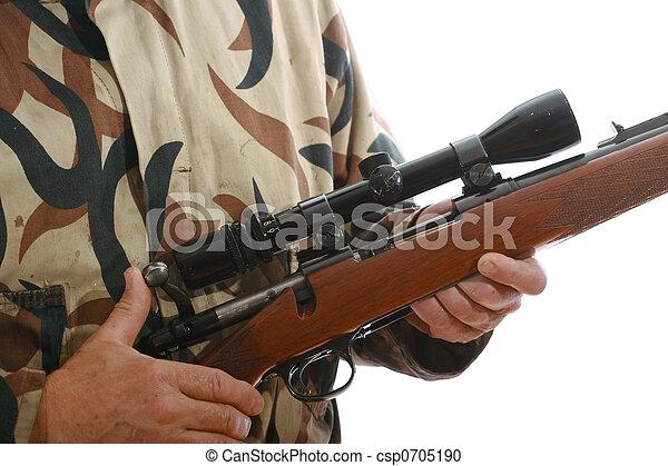 Hunters riffle - csp0705190