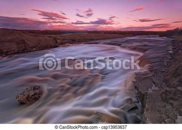 Riffle River - csp13953637