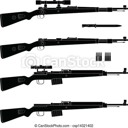Rifle - csp14321402