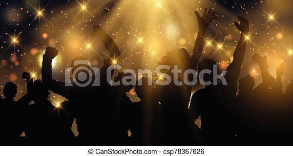 riflettori, disegno, 0601, bandiera, stelle, festa - csp78367626