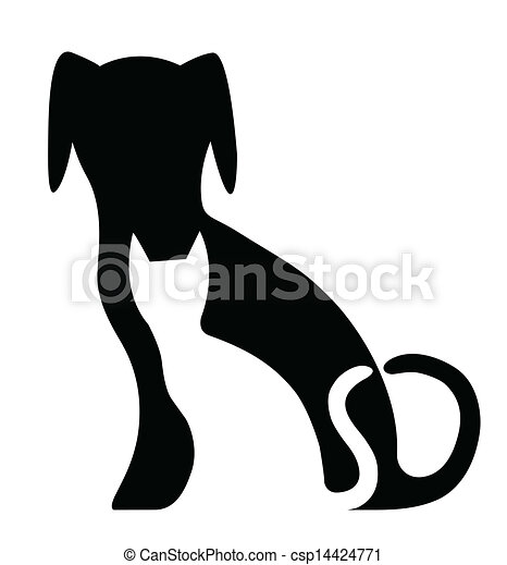 rigolote, chat, composition, chien - csp14424771