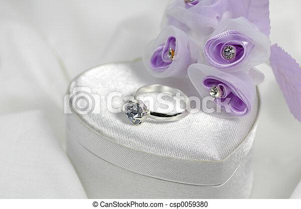 ring, 2, diamant - csp0059380