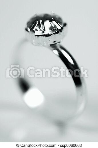 ring, diamant - csp0060668