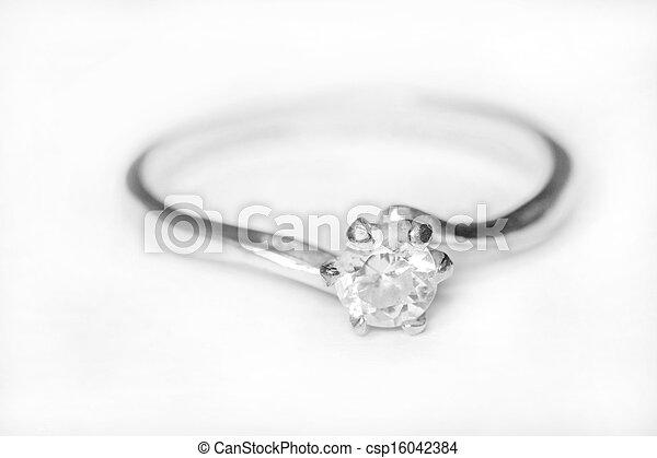 ring, diamant - csp16042384