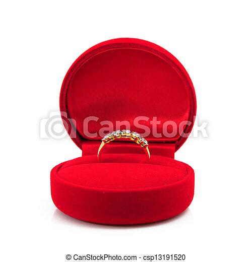 ring, diamant - csp13191520