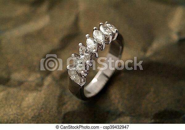ring, diamant - csp39432947