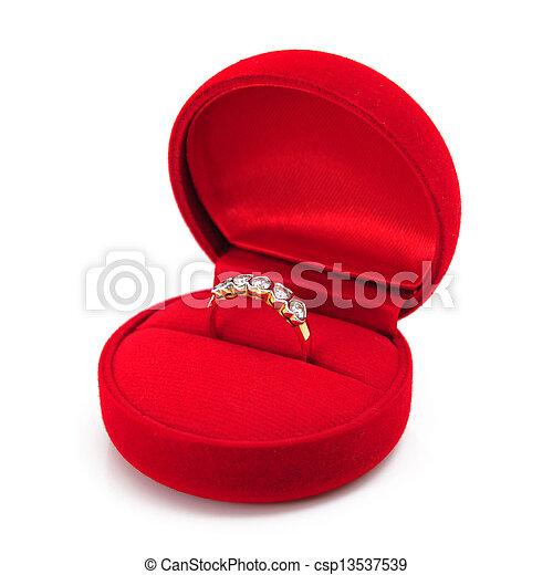 ring, diamant - csp13537539
