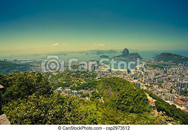 Rio De Janeiro Brazil - csp2973512