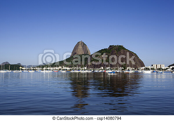 Rio de Janeiro, Brazil - csp14080794