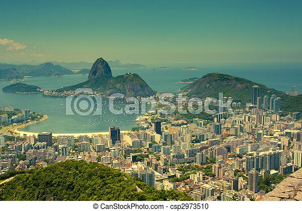 Rio De Janeiro Brazil - csp2973510