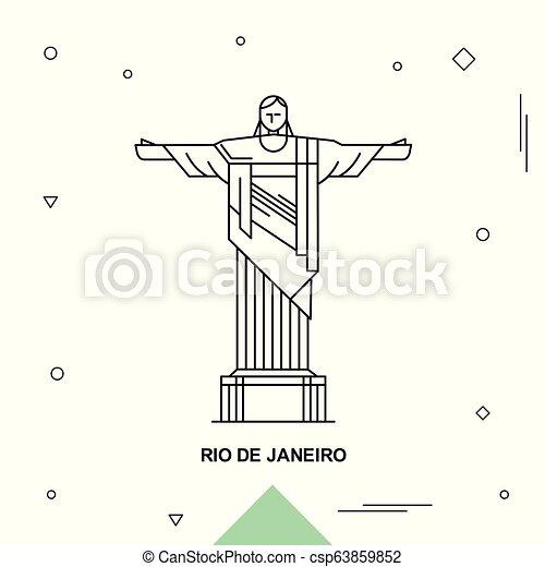 RIO DE JANEIRO - csp63859852