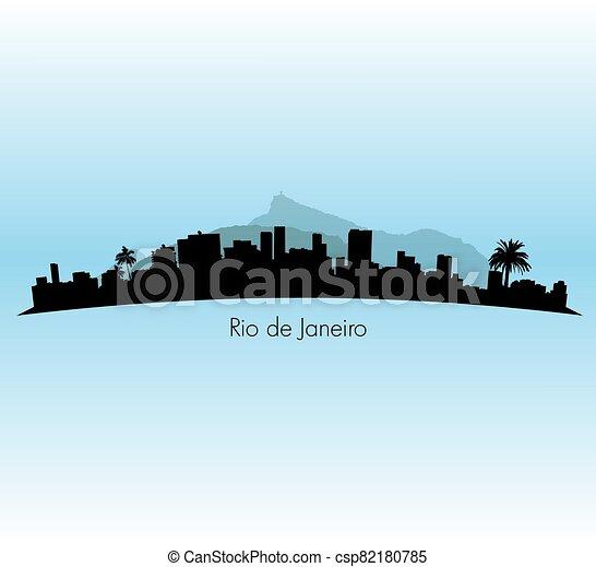 Rio De Janeiro - csp82180785