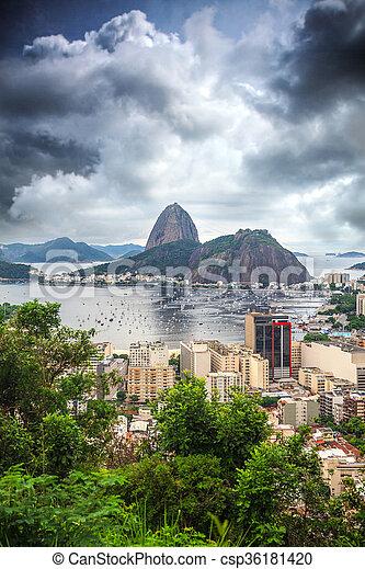 Rio De Janeiro - csp36181420