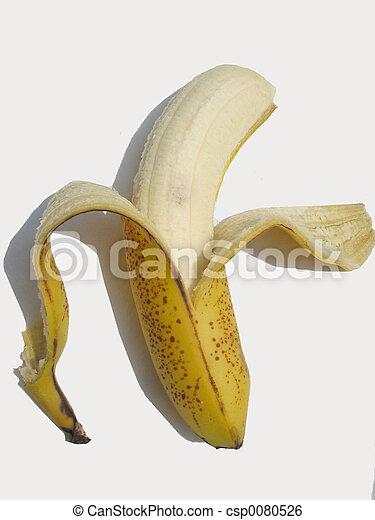 ripe banana - csp0080526