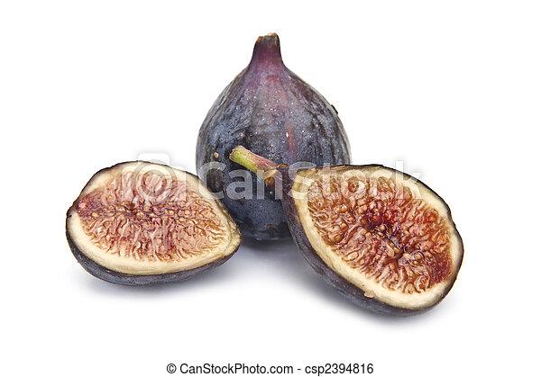 Ripe Figs - csp2394816
