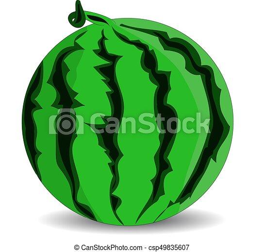 Get Watermelon Cartoon Images  Gif