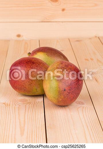 ripe mangoes - csp25625265