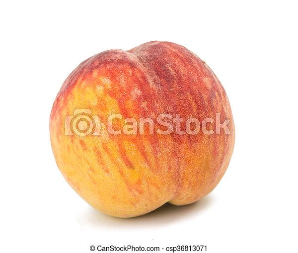 ripe peach - csp36813071