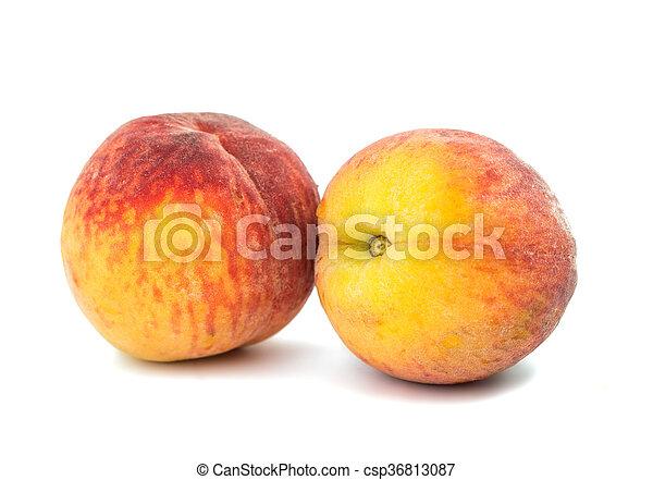 ripe peach - csp36813087
