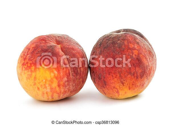 ripe peach - csp36813096