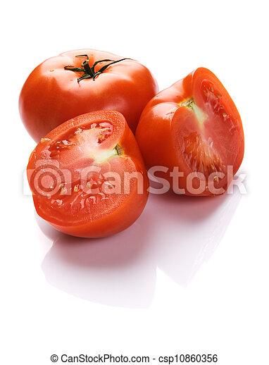 Ripe tomatoes - csp10860356